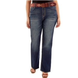 $30 Wallflower Jeans 16 Frayed hems